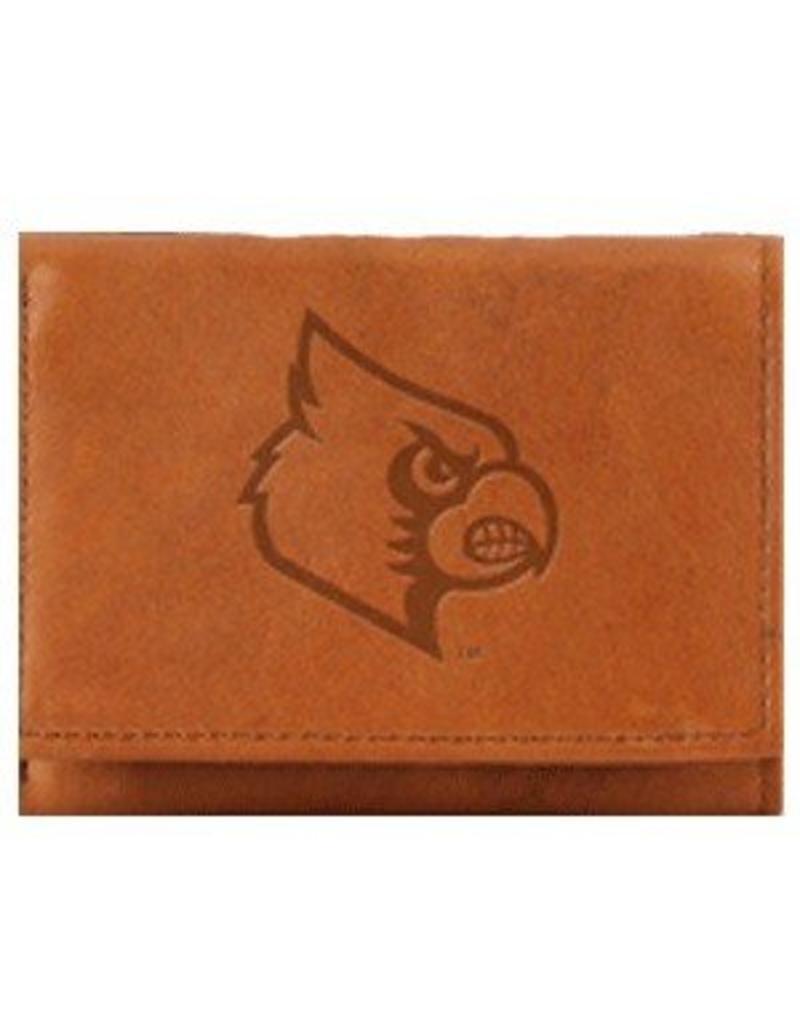 Rico Industries TRI-FOLD WALLET, LEATHER, UL