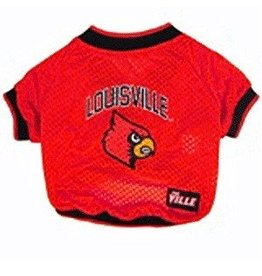 Pets First Co DOG, JERSEY, TEAM LOGO, RED, UL