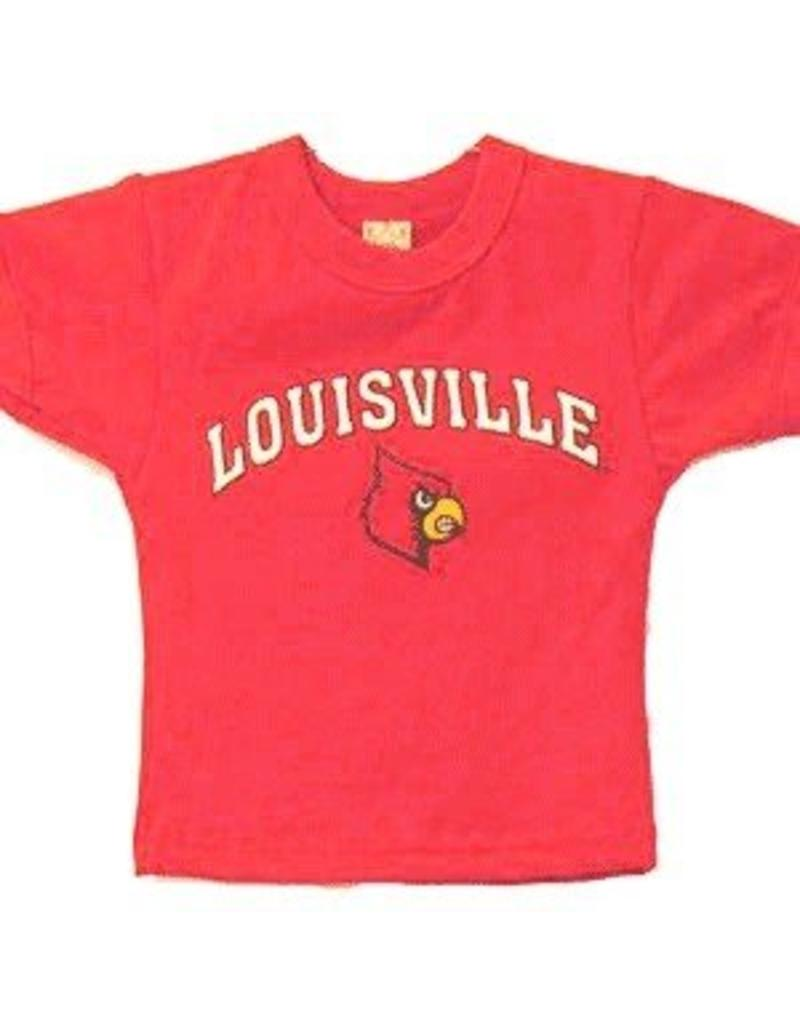Little King TEE, INFANT/TODDLER, SS, RED, UL