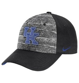 Nike Team Sports HAT, ADJUSTABLE, NIKE, HERITAGE 86, BLACK/GRAY, UK
