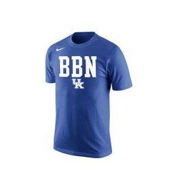 Nike Team Sports TEE, SS, NIKE, BBN, ROYAL, UK