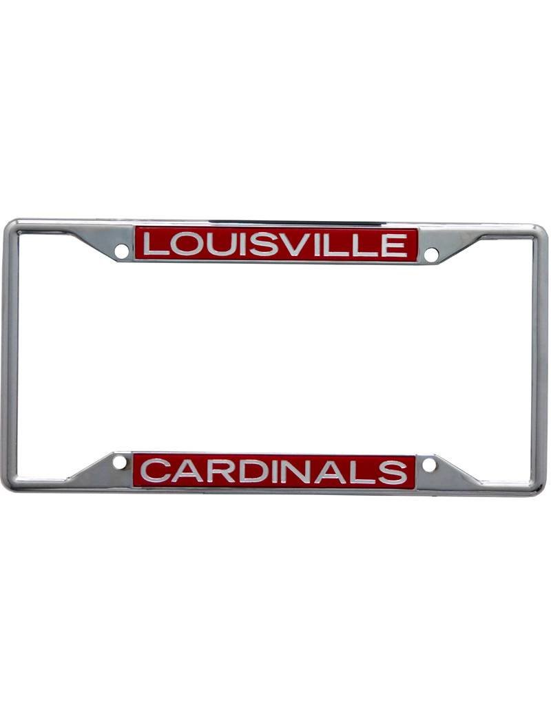Stockdale Technologies LICENSE FRAME, CHROME, UL