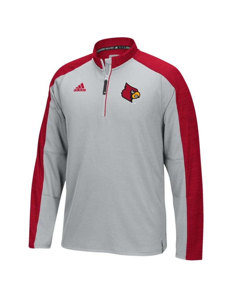 Adidas Sports Licensed PULLOVER, LIGHTWEIGHT, 1/4 ZIP SIDELINE, UL