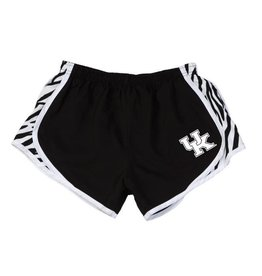Boxercraft SHORT, LADIES, ZEBRA, BLACK, UK