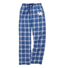 Boxercraft PANT, YOUTH, FLANNEL, ROYAL, UK