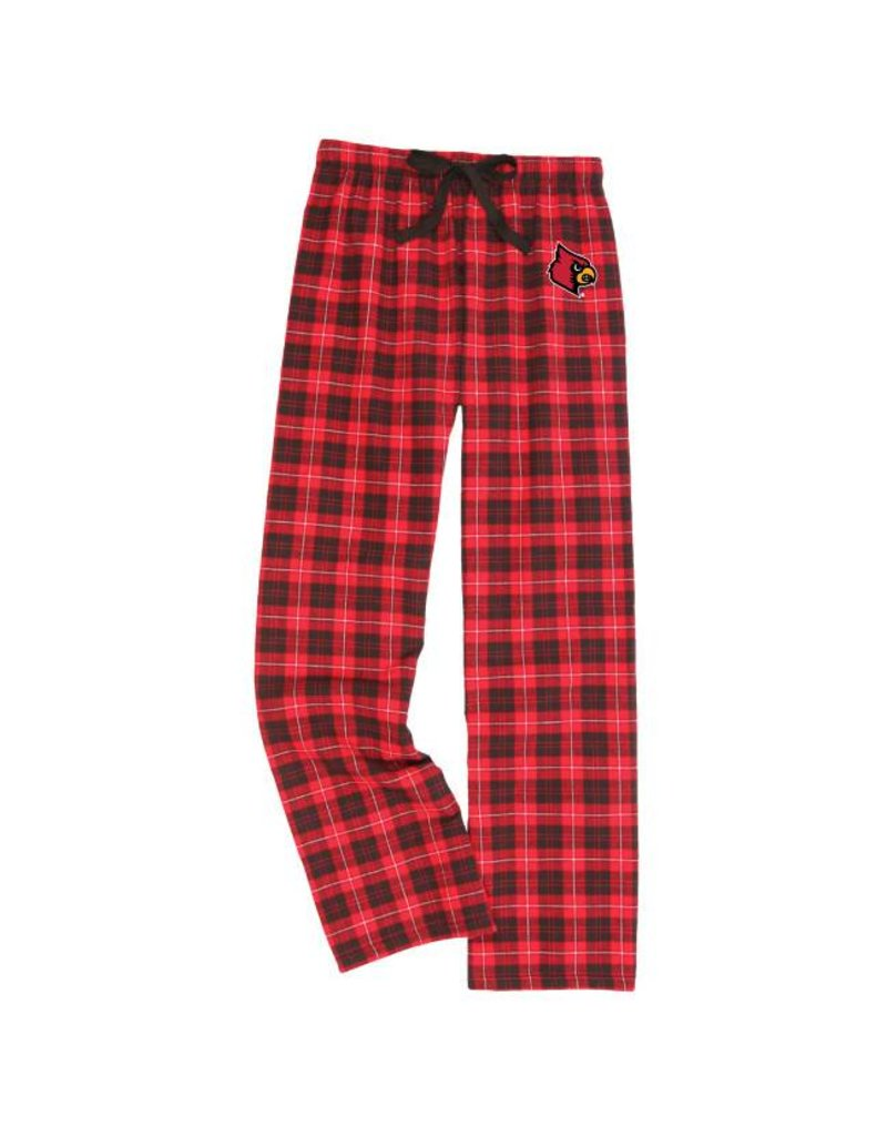 Boxercraft PANT, YOUTH, FLANNEL, RED, UL