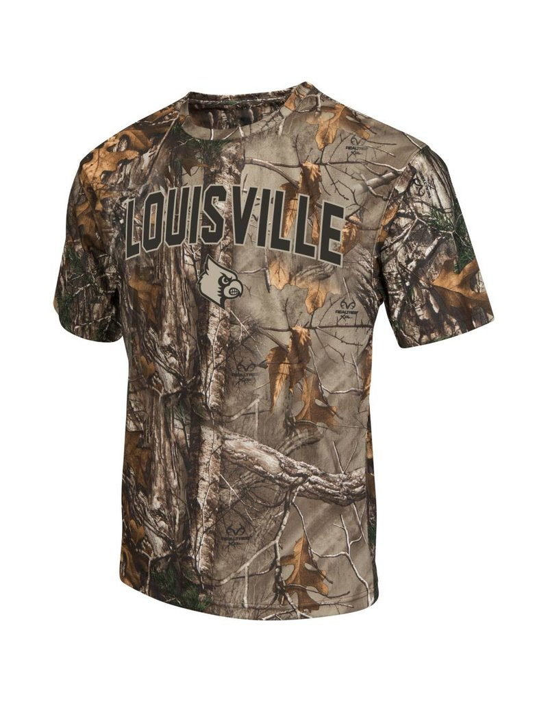 Colosseum Athletics TEE, SS, REALTREE, CAMO, UL