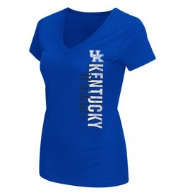 Boxercraft TEE, LADIES, SS, COMPULSORY, ROYAL, UK