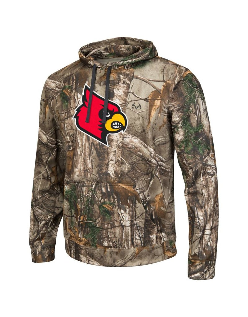 Colosseum Athletics HOODY, REALTREE, CAMO, UL