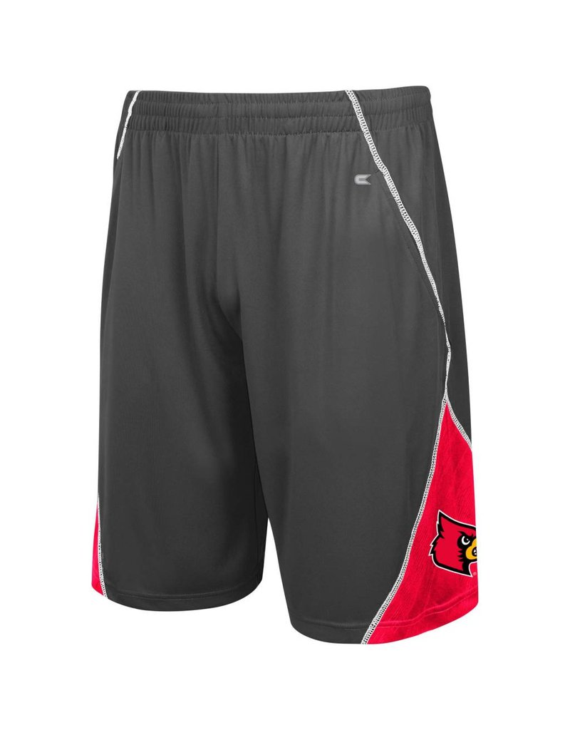 Colosseum Athletics SHORT, ADULT, SLEET  (MSRP $45.00), UL
