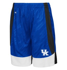 Colosseum Athletics SHORT, YOUTH, SLEET (MSRP $45.00), ROYAL, UK