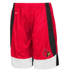 Colosseum Athletics SHORT, YOUTH, SLEET (MSRP $45.00), UL