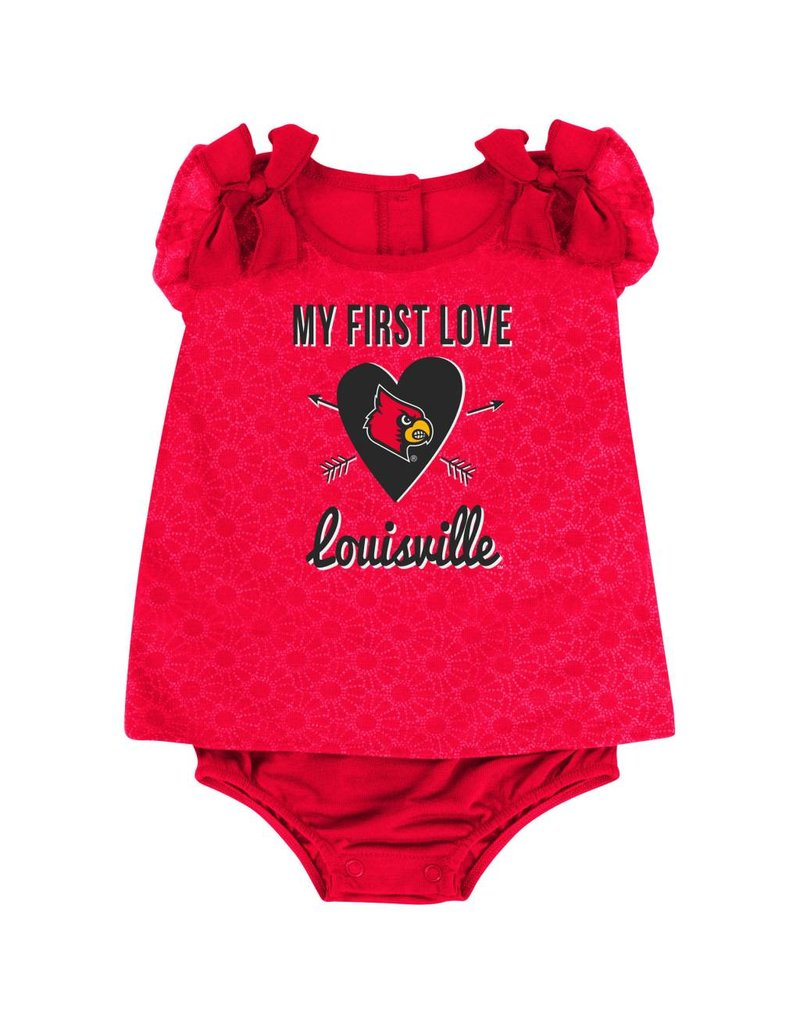 Colosseum Athletics ONESIE, INFANT, GIRLS, LOVE, UL