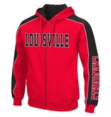 Colosseum Athletics HOODY, FULL ZIP, THRILLER, UL