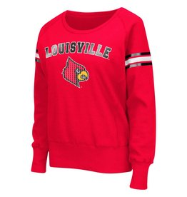 Colosseum Athletics CREW, LADIES, RAGLAN (MSRP $60.00), UL