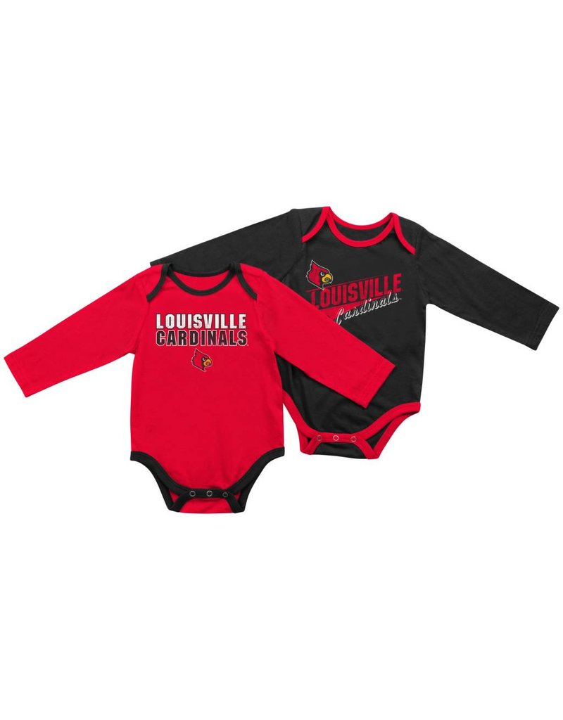 Colosseum Athletics ONESIE, INFANT, 2-PACK (MSRP $40.00), UL