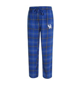 Concept Sports PANT, PLAID, FLANNEL, ROYAL, UK