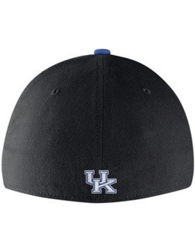 Nike Team Sports HAT, FLEX-FIT, ROYAL SWOOSH FLEX, UK