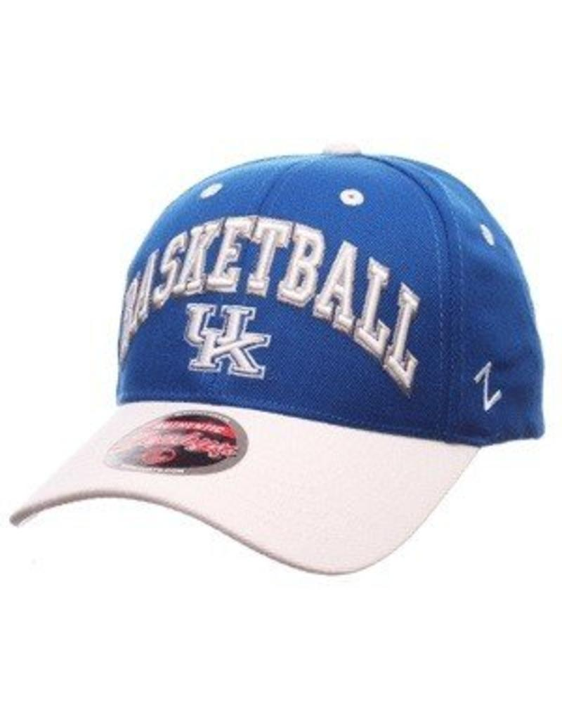 HAT, ADJUSTABLE, BLUE, BASKETBALL SPORT, UK