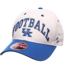 HAT, ADJUSTABLE, FOOTBALL SPORT, WHITE, UK