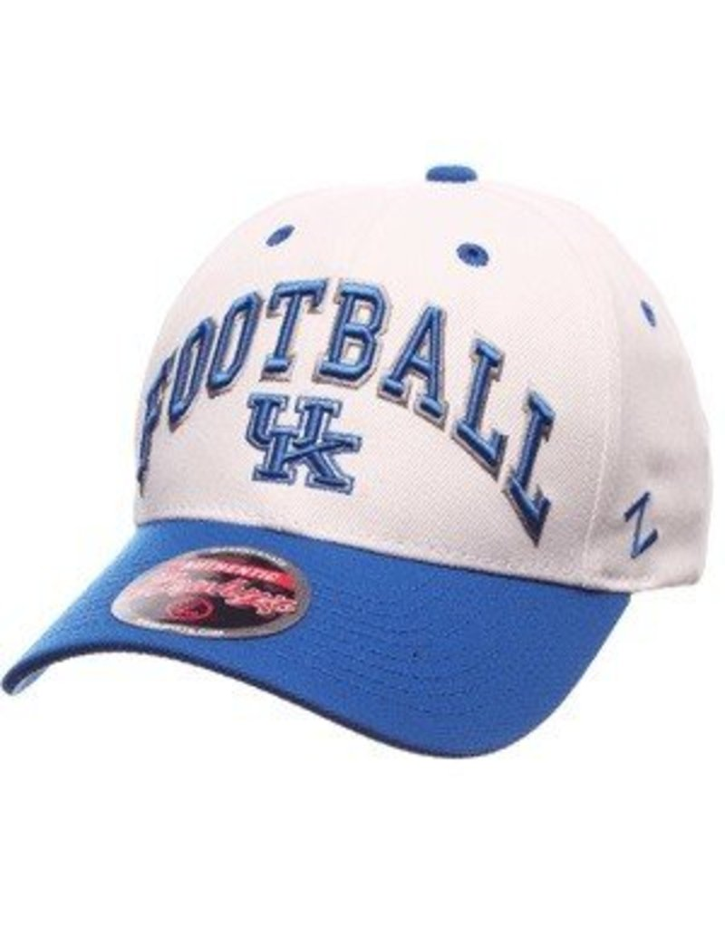 HAT, ADJUSTABLE, WHITE, FOOTBALL SPORT, UK