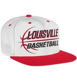 Adidas Sports Licensed HAT, SNAP BACK, BASKETBALL, WHITE, UL