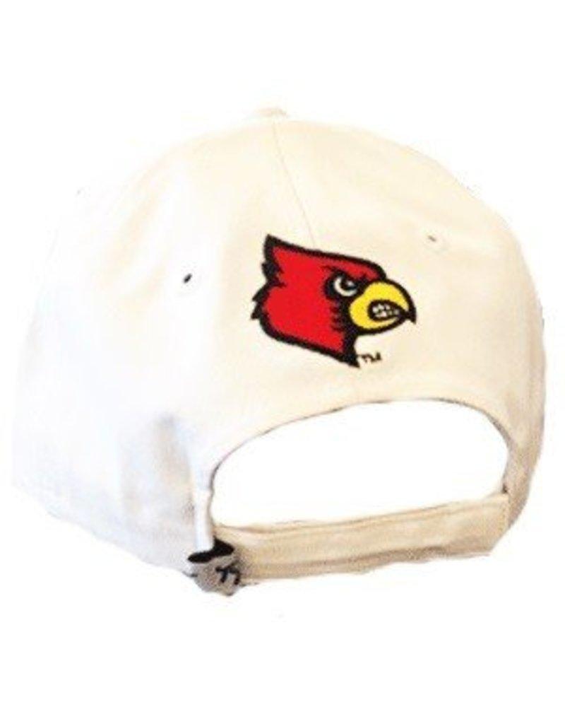 HAT, ADJUSTABLE, WHITE, THE VILLE, UL