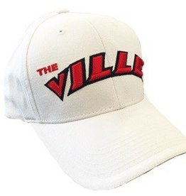HAT, ADJUSTABLE, THE VILLE, WHITE, UL