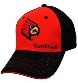 HAT, ADJUSTABLE, TONE UP, RED/BLACK, UL