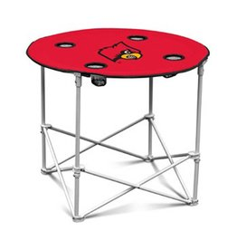 Logo Chair TABLE, ROUND, TAILGATING, UL