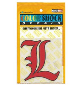 CDI Corporation DECAL, OLD ENGLISH L, 4 INCH, UL