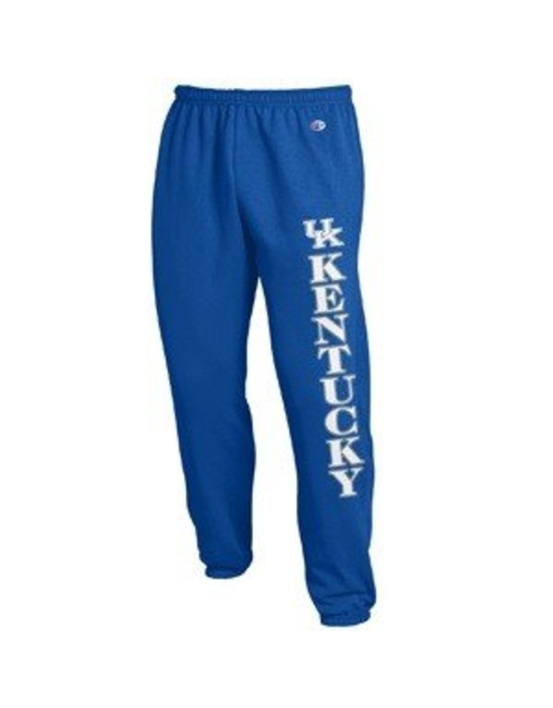 Champion Products PANT, SWEAT, BANDED LEG, ROYAL, UK