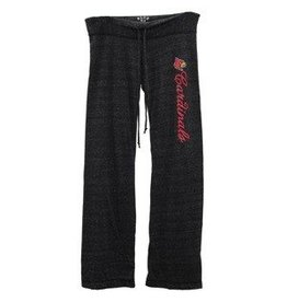 Step Ahead Sportswear PANT, LADIES, LOUNGE, BLACK, UL