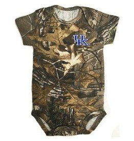 Creative Knitwear ONESIE, INFANT, SS, CAMO, UK