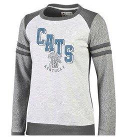 Champion Products CREW, LADIES, PINNACLE (MSRP $60.00), GRAY, UK