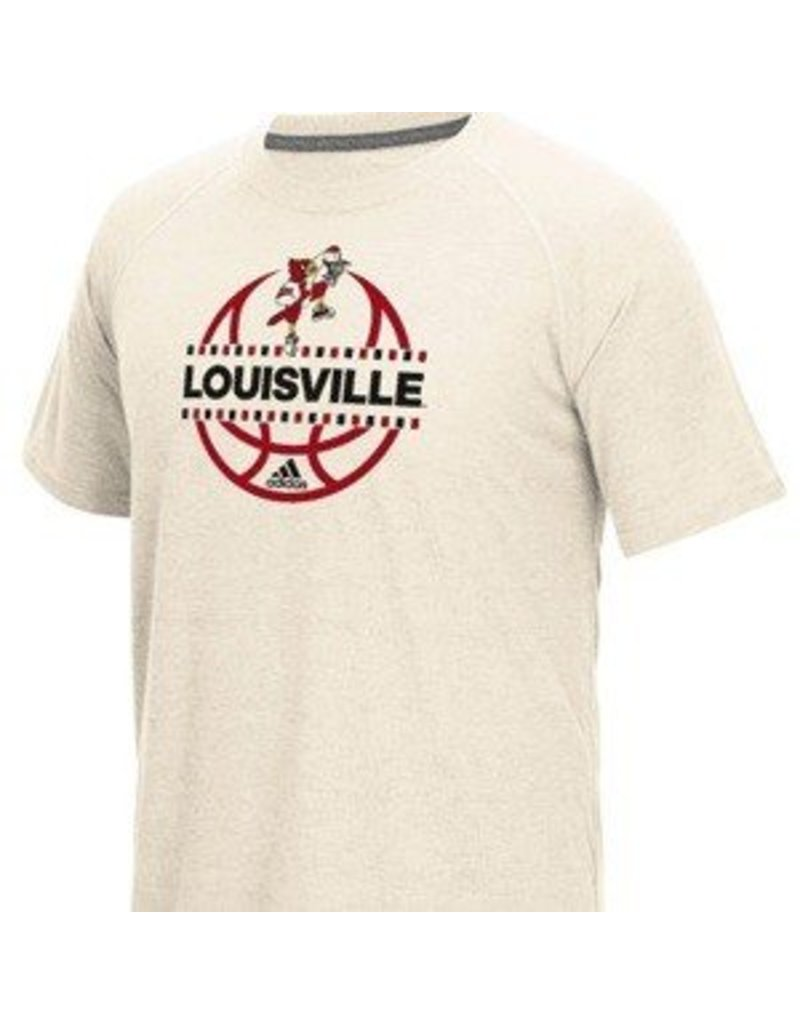 Adidas Sports Licensed TEE, SS, ADIDAS, ON COURT, WHITE, UL
