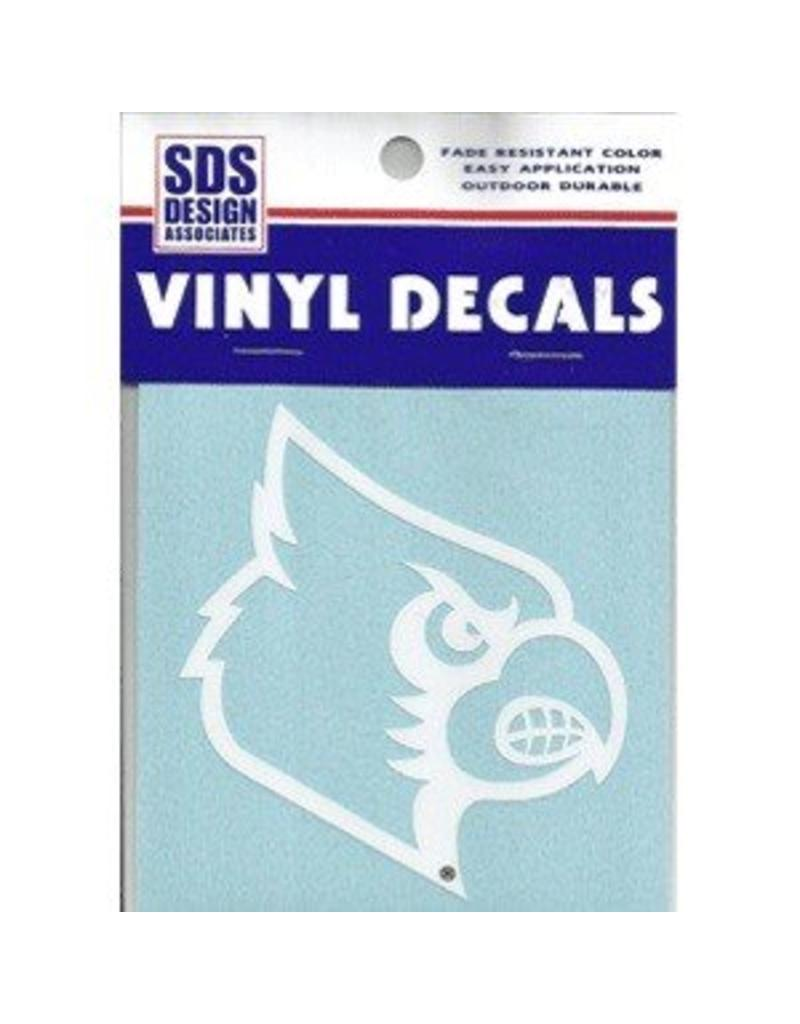SDS Designs DECAL, CARD HEAD, WHITE, UL