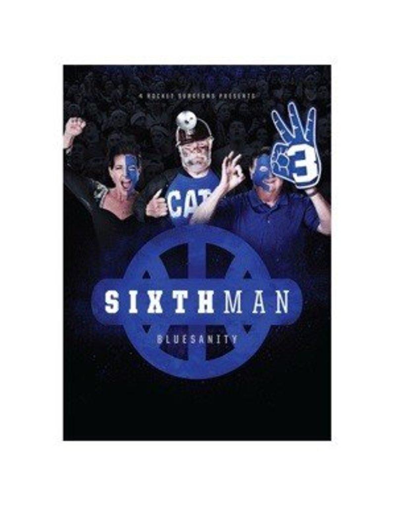 DVD, THE SIXTH MAN OF KENTUCKY, UK