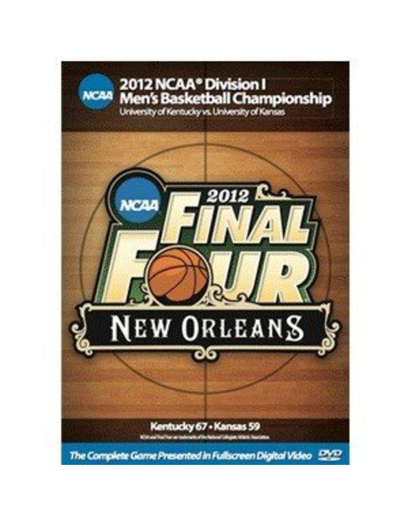 DVD, 2012 NCAA CHAMPIONSHIP GAME, UK