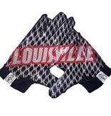 Saranac Gloves GLOVES, ADIDAS, BLACK ADIZERO,  RECEIVER, UL