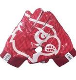 Saranac Gloves GLOVES, ADIDAS, RED ADIZERO, RECEIVER, UL