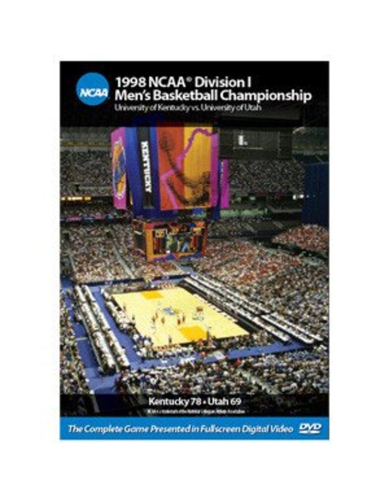 DVD, 1998 NCAA CHAMPIONSHIP GAME, UK