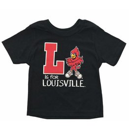 Little King TEE, TODDLER, L IS FOR, UL