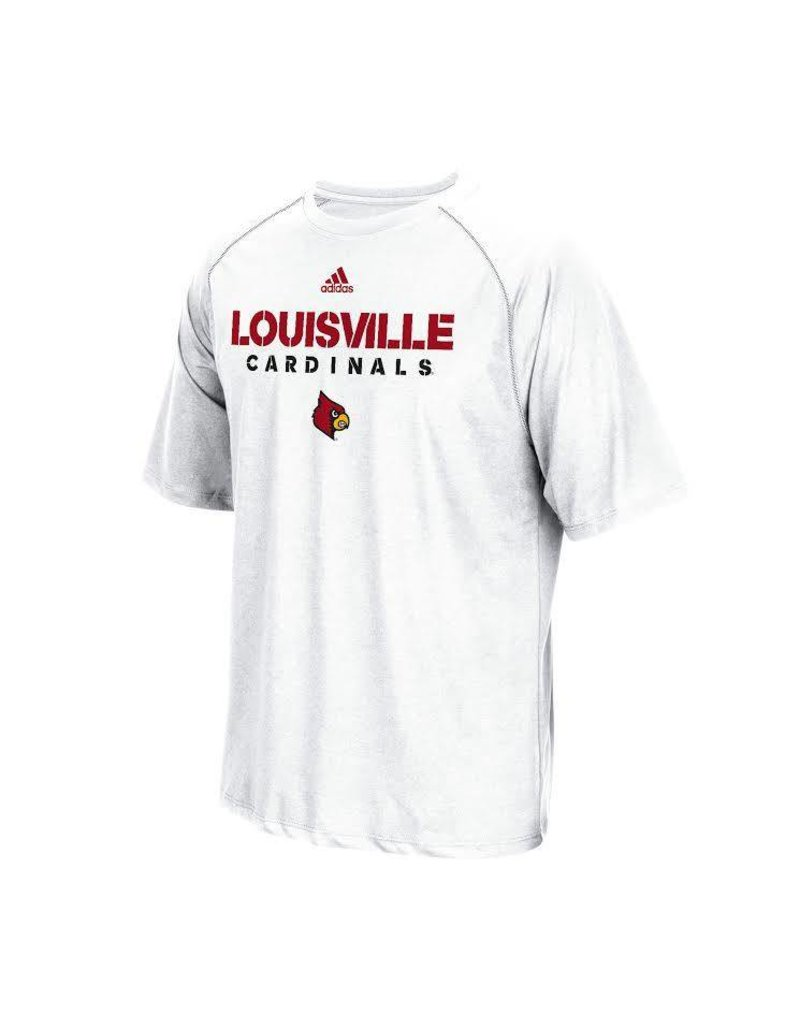 Adidas Sports Licensed TEE, ADIDAS, SIDELINE, WHITE, UL