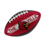 Game Master LLC FOOTBALL, MINI SIZE RUBBER – UofL