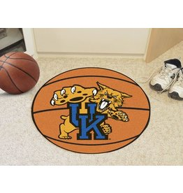 Fanmats MAT, ROUND, BASKETBALL, UK