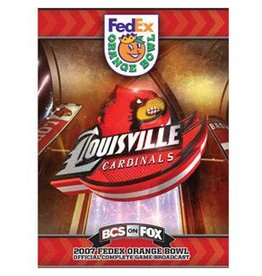 DVD, ORANGE BOWL GAME, UL