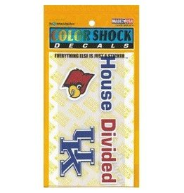 CDI Corporation DECAL, HOUSE DIVIDED, 6 INCH
