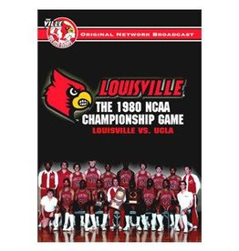 DVD, 1980 NCAA CHAMPIONSHIP GAME, UL