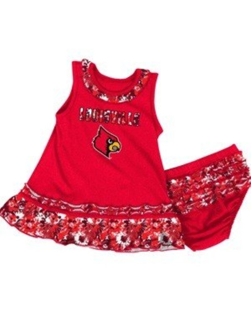 Colosseum Athletics INFANT SET, GIRLS, FOUNTAIN, UL